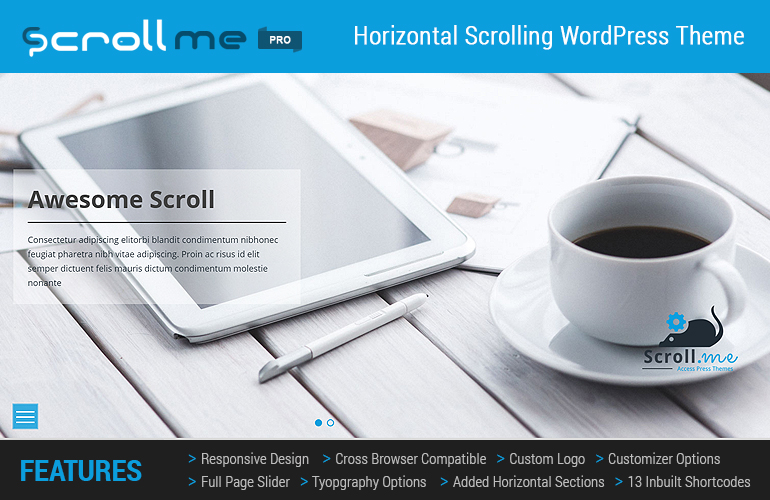 AccessPress Scroll Me Pro-Discount Coupon Code