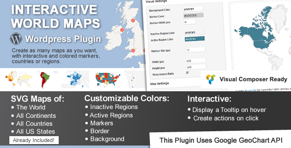 Interactive World Maps-Discount Coupon Code