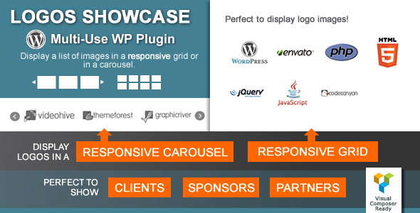 Logos Showcase WP plugin-Discount Coupon Code