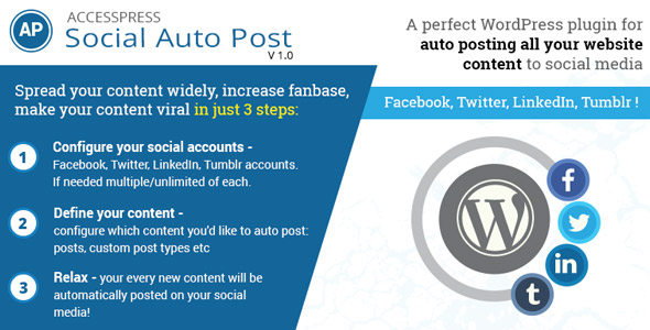 AccessPress Social Auto Post WordPress plugin - Discount coupon code