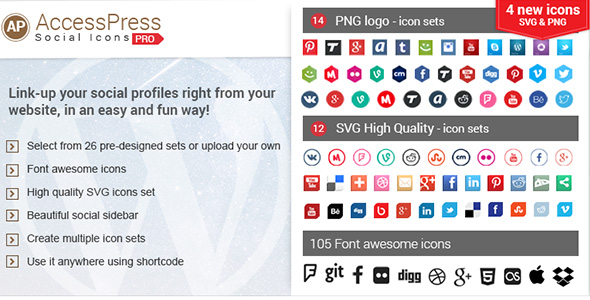 AccessPress Social Icon WordPress plugin - Discount coupon code