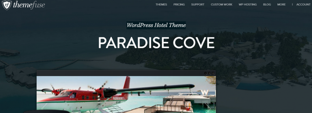 Paradise Cove Theme-Discount Coupon Code